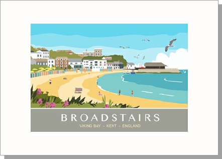 Broadstairs, Isle of Thanet Landscape