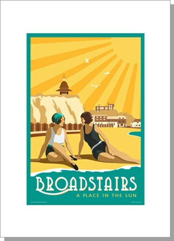 Broadstairs Vintage Green