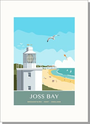 Joss Bay Isle of Thanet Portrait