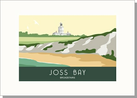 Louisa Bay, Grey Banner, Landscape