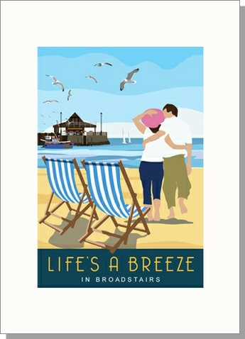 Life's a Breeze in Broadstairs
