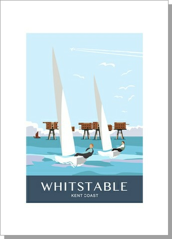 Whitstable, Sailing In