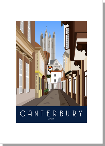 Canterbury Butchery Lane