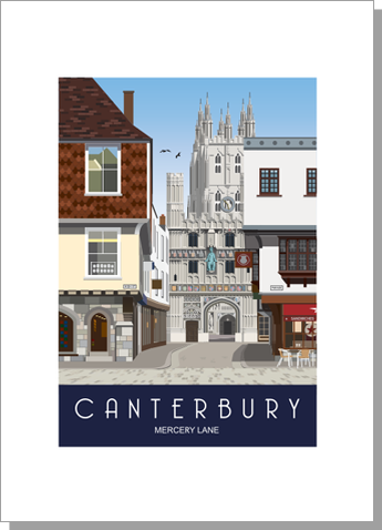 Canterbury Mercery Lane