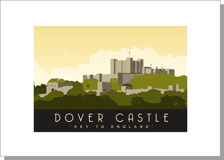 Dover Castle by Day