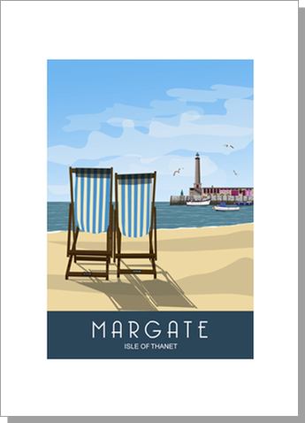 Margate, Isle of Thanet, Deck Chairs