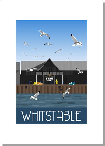 Whitstable Fish Market